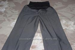 строгие брюки для работающих будущих мам
