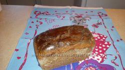 Бездрожжевой натуральный хлеб на закваске