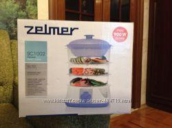 Продам пароварку ZELMER ZSC 1002 V