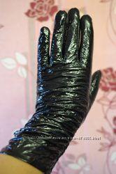 акриловые удлиненные перчатки