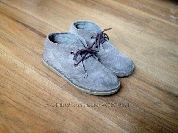ботинки benetton раз-30