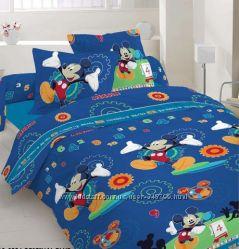 самая низкая цена на детское постельное