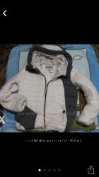 Куртка лыжная на синтепоне
