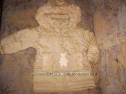 курточка chicco на год перламутровая