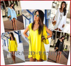 Платье Шифон-Beach 4 цвета