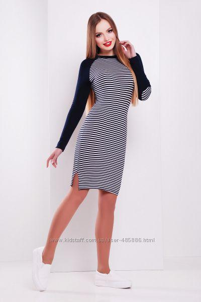Платье Белана  длинный рукав