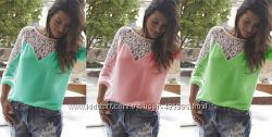 Женская легкая блуза SOFT - 3 цвета