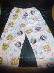 Пижама принцессы Дисней теплая оригинал