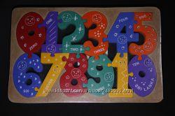Набор цифр для детей