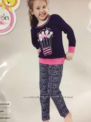 Детская трикотажная пижама фирма Sexen Турция