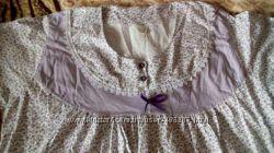 Ночная рубашка, сорочка, ночнушка 50-54 размер новая