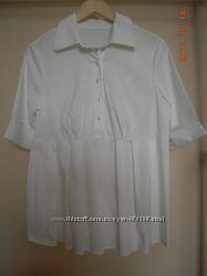 Нарядная блуза для работы