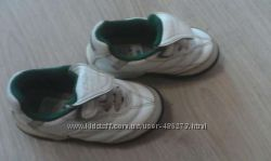 Кроссовки  Clarks с мигалками, размер 5 - наш 21