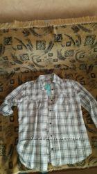 Продам новую с биркой блузу-рубашку можно для беременных