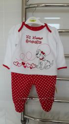 Новый костюмчик Disney для новорожденной девочки