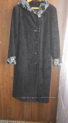 Продам женское пальто 56 р.