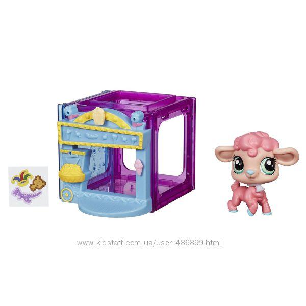 Наборы маленький зоомагазин Littlest Pet Shop Mini Style Set