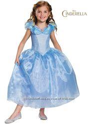 Нарядное платье Золушки на девочку ростом 135-145 см