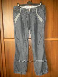 Фирменные джинсы НИЗ НА РЕЗИНКЕ