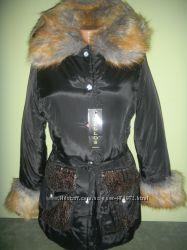 Куртка теплая на флисе