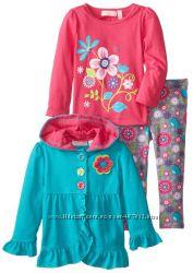 Набор комплект костюмчик Kids Headquarters  р 4Т  Carters Gymboree crazy 8