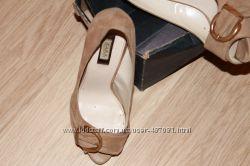 Туфли ZARA в хорошем состоянии