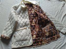 Куртка женская,  двухсторонняя, легкая, двухзамковая молния