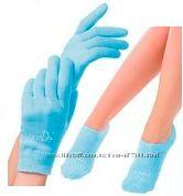Косметические гелевые носочки и перчатки Гидробаланс