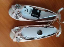 Нарядные туфли, фирмы Джордж, 31 и 34 размер