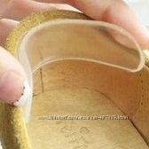 Силиконовые вкладыши от натирания обуви
