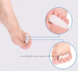 Фиксатор для трех пальцев ноги Valgus Pro - 2 шт