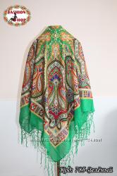 Украинские платки в народном стиле Колокол