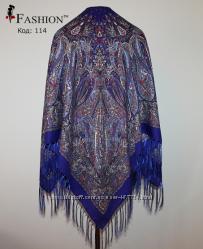 Павлопосадские платки Муза