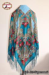 Необыкновенные павлопосадские платки