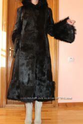 Пальто-дубленка шуба Carnelli