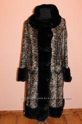 Пальто з поні і шиншили Bond Bonny