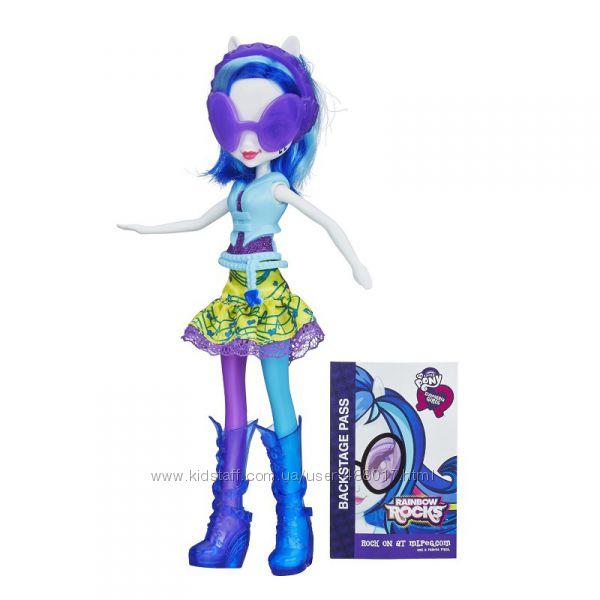My Little Pony Equestria Girls Кукла DJ Pon-3. В наличии