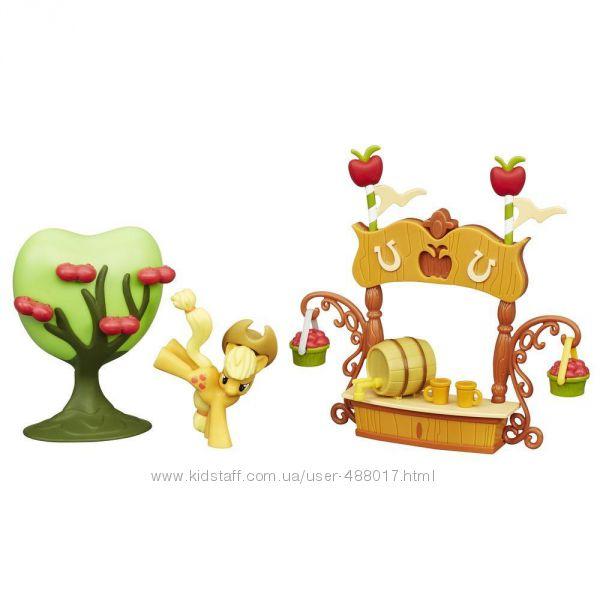 My Little Pony Киоск со сладким яблочным соком. В наличии