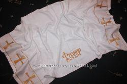 Полотенце для крещения именное