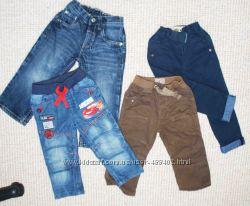 Фирменные джинсы, штаны
