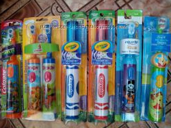 Оригинальные Детские Электрические Зубные Щетки  для мальчиков