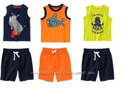 Продам летние костюмы на мальчика CRAZY8