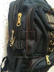 Плотные качественные Брезентовые рюкзаки