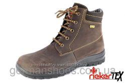Удобные ботинки Rieker в наличии