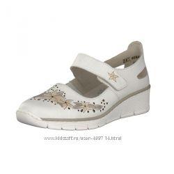 Удобные туфли Rieker в наличии