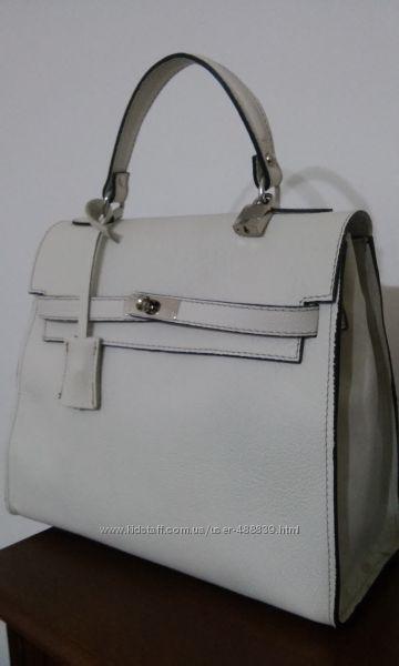Шикарні сумки  кольори Kelly made in Italy