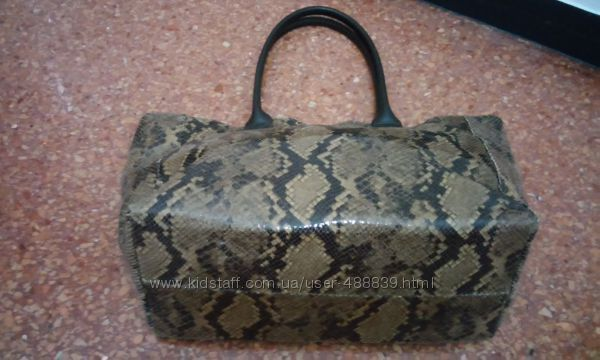 шикарна сумка 30а натуральна шкіра made in Italy