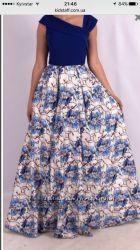 d23e34a7362 Красивые платья в пол. Низкая цена