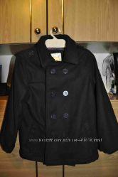 Фирменое пальтишко - пальто на мальчика, деми. темно-синее