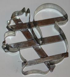 Все для пряників - металічні форми